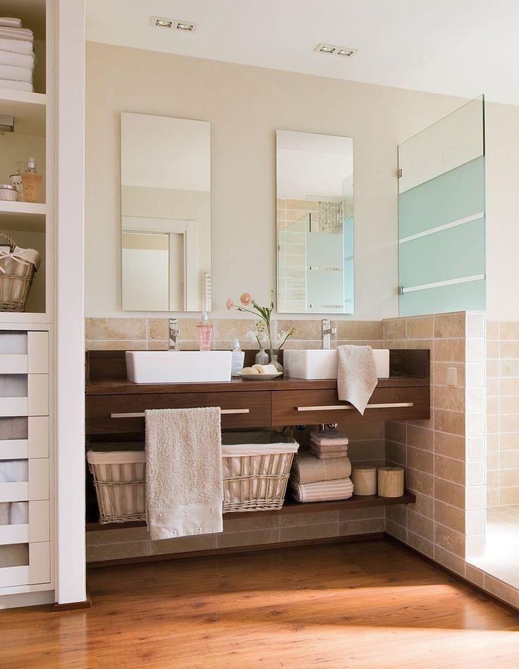 Как организовать порядок в ванной фото 36