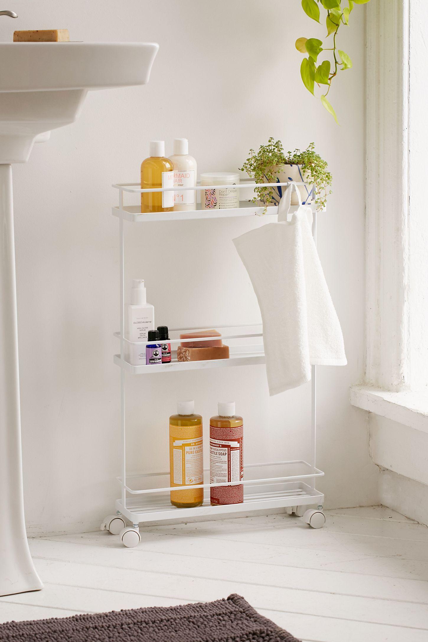 Как организовать порядок в ванной фото 15