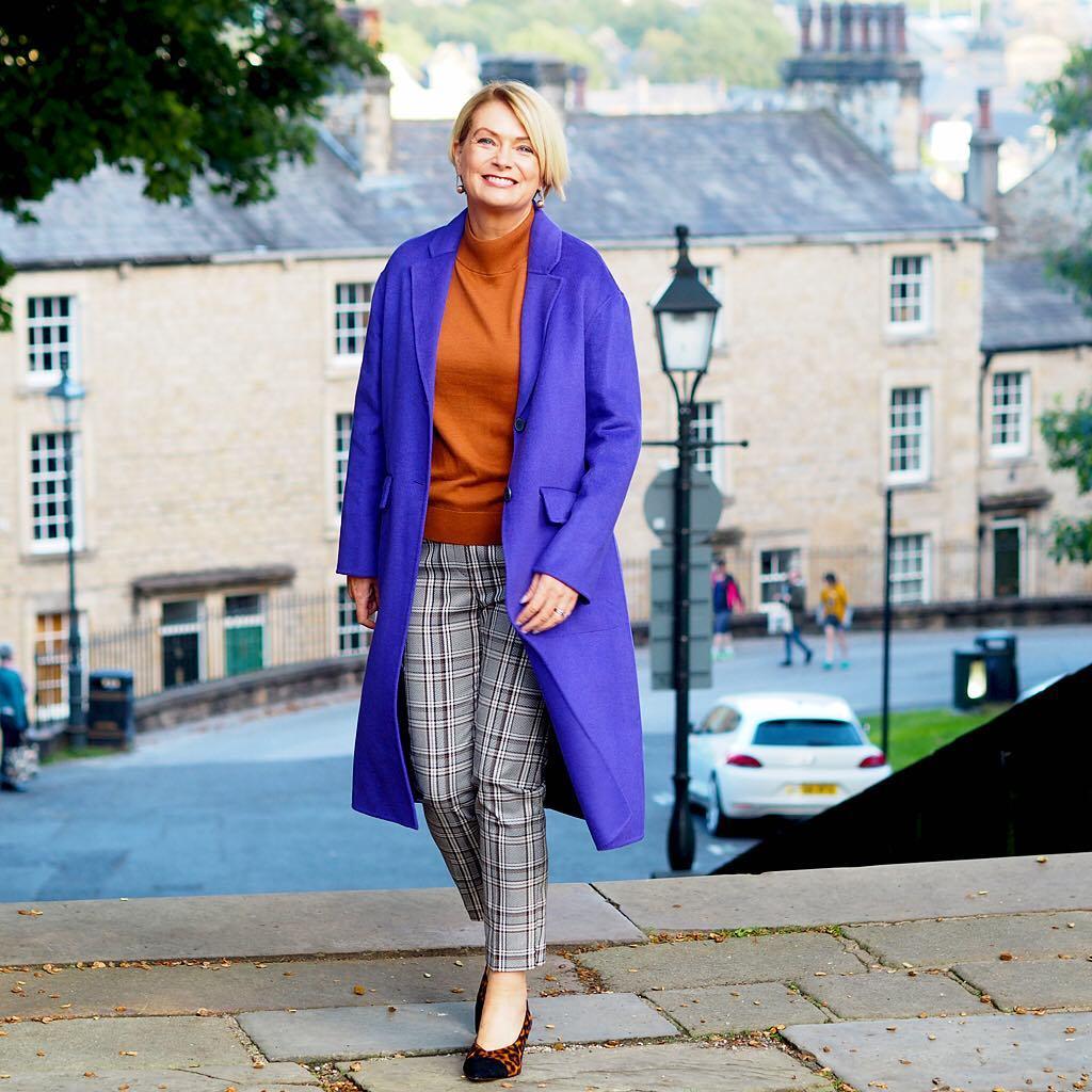с чем носить пальто женщинам 40-50 лет фото 2