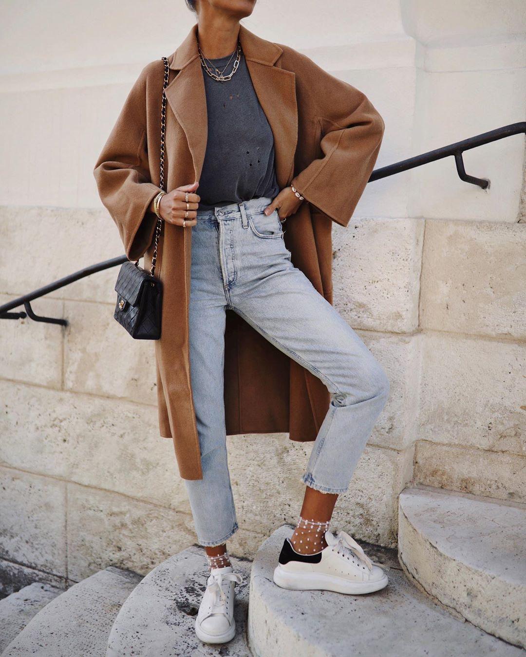 Зимние джинсы 2020 фото 3