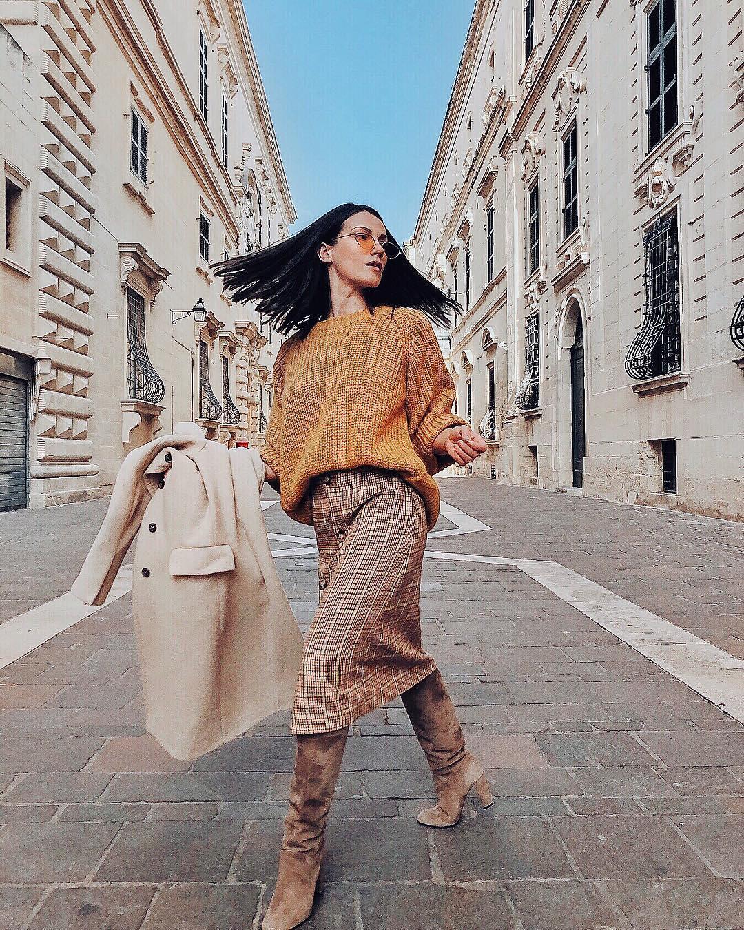 модные образы для деловых женщин осени 2019 фото 4
