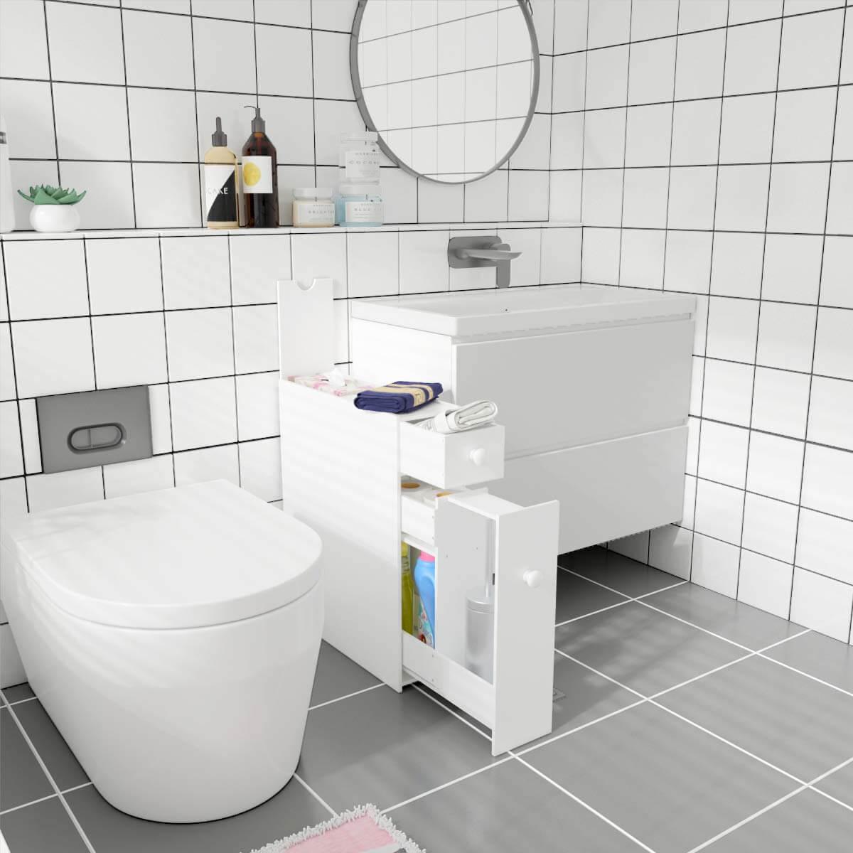 хранение ванных принадлежностей фото 1
