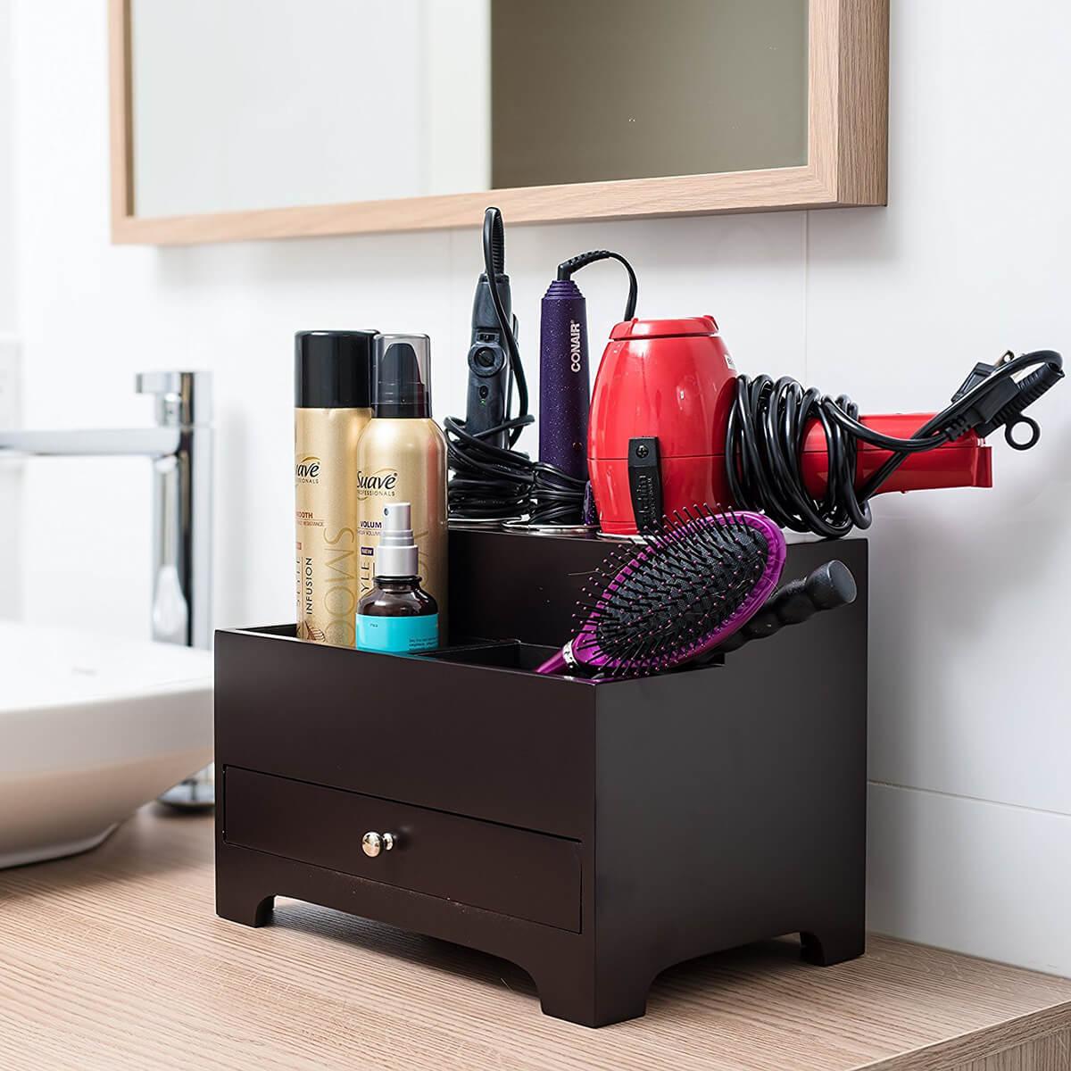 хранение ванных принадлежностей фото 2