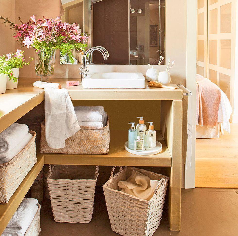 Как организовать порядок в ванной фото 19