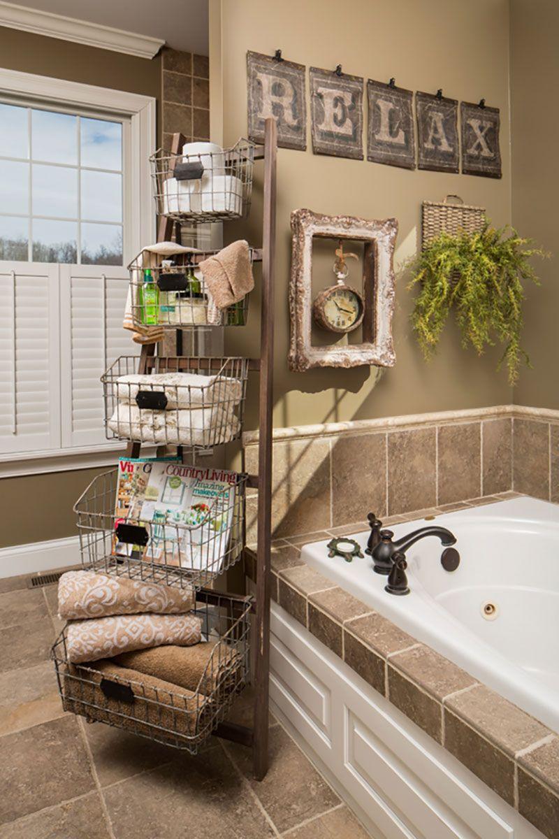 Организация пространства в ванной комнате фото 7