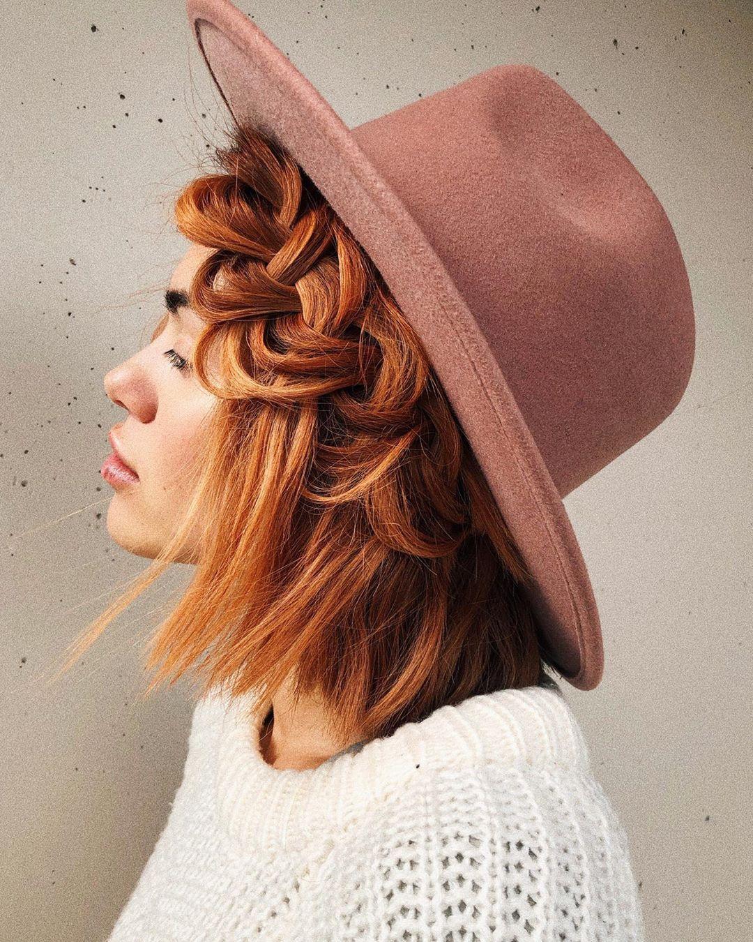 модный цвет волос 2020 фото 6