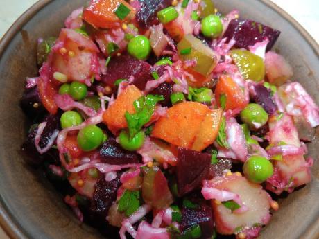 50vinegret na sovremennyj lad luchshego salata ne probovala 1