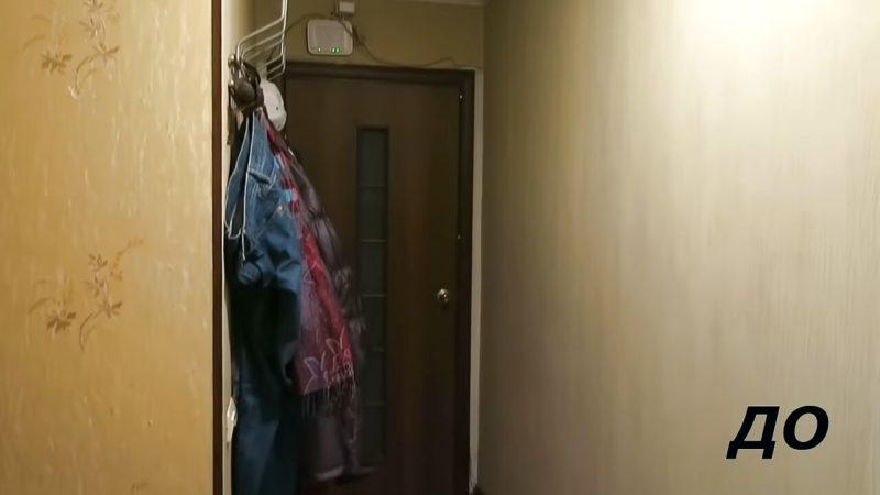 bjudzhetnyj remont koridora vsego za 1 tys. rub. zhenskimi rukami