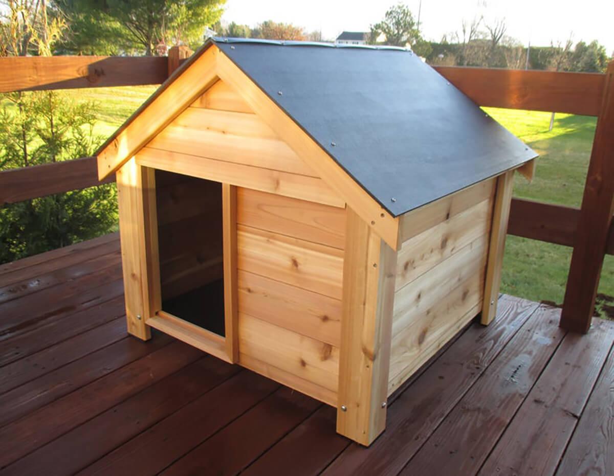 Дом для собак фото 8
