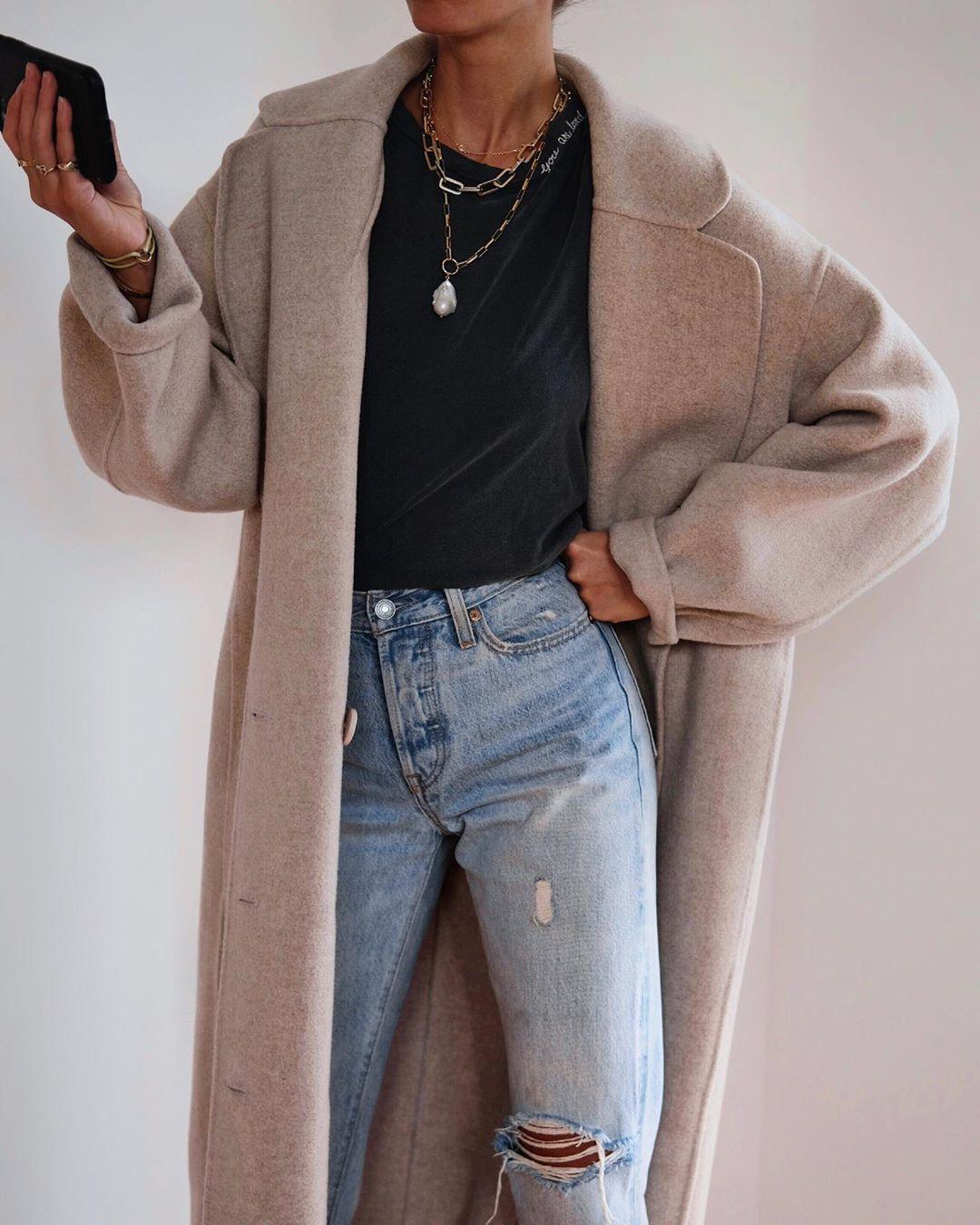 Зимние джинсы 2020 фото 1