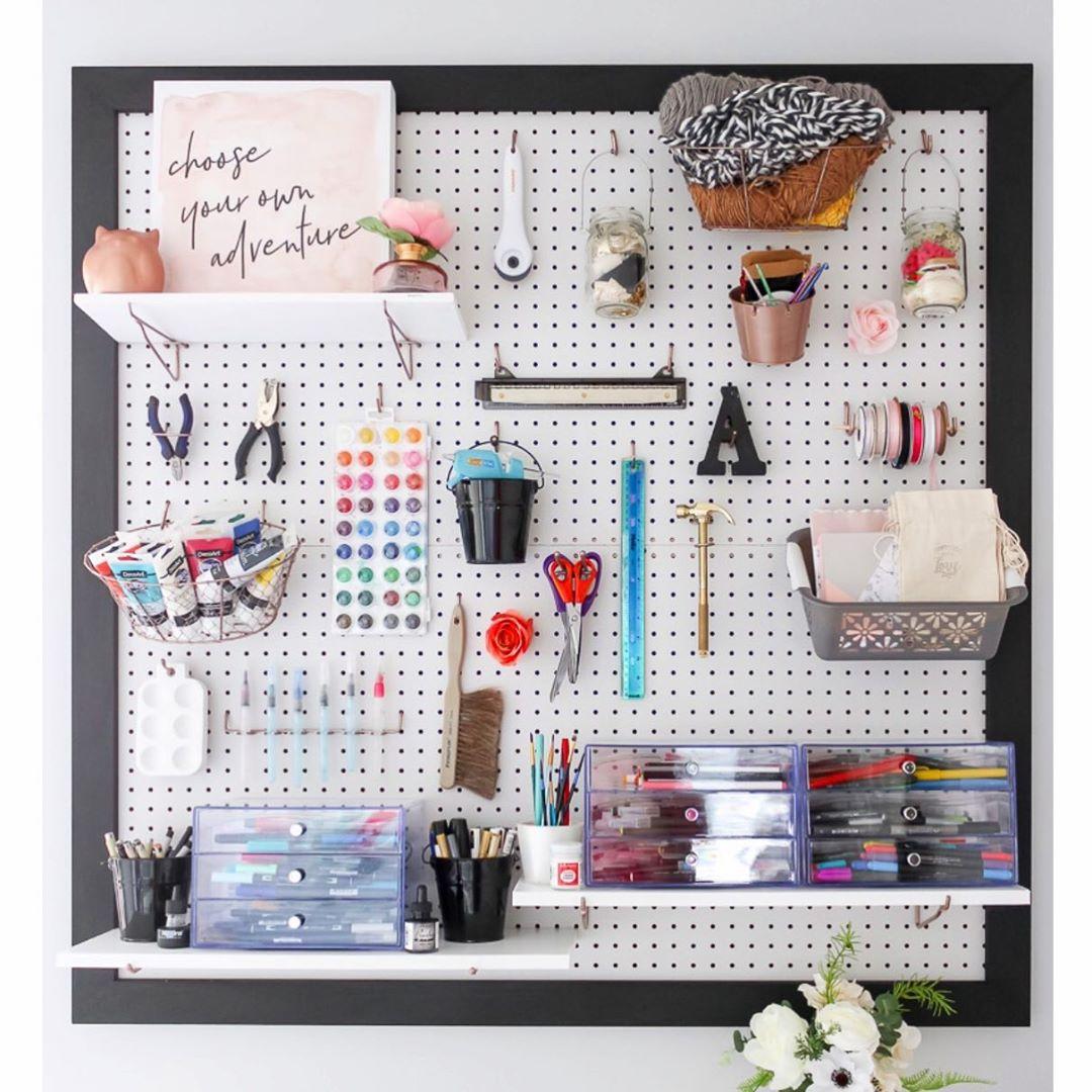 организация пространства для хранения вещей фото 16