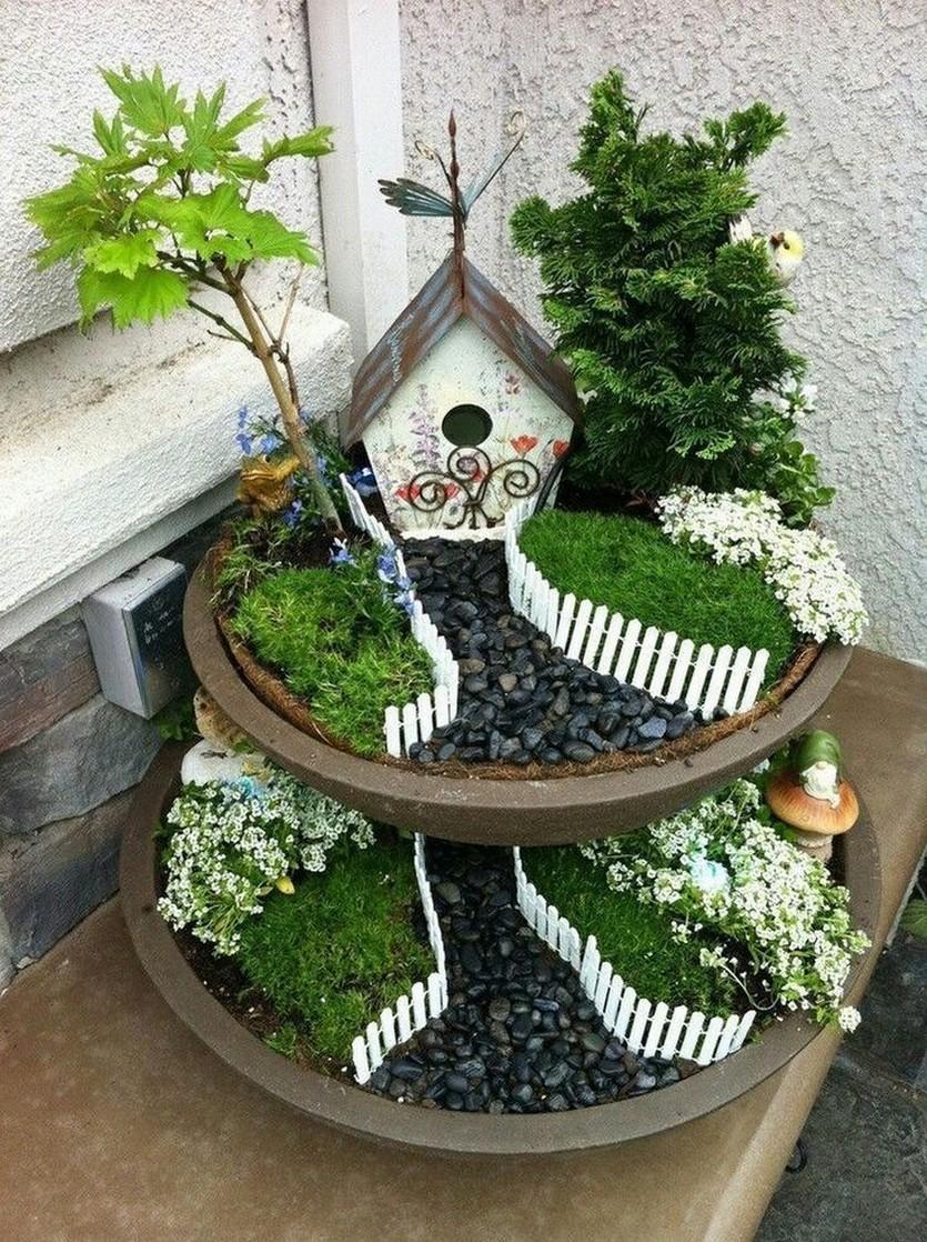 модный мини-сад у себя на подоконнике фото 11