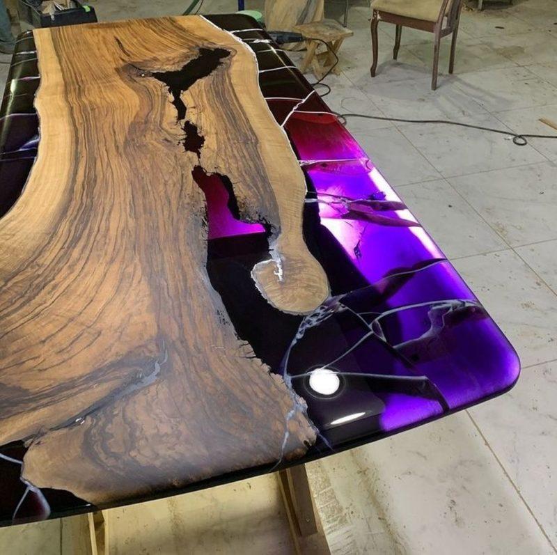 17 fantasticheski krasivyh stolov s jepoksidnoj smoloj