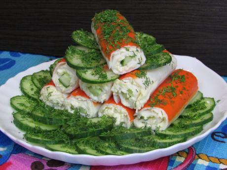 25krasivaja prazdnichnaja zakuska vkus i mjagkij i svezhij bez majoneza 1