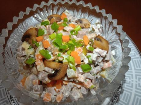 56vse gosti podumali chto jeto olive salat okazalsja namnogo vkusnee 1