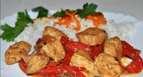 Обожаемая гостья стола «Индейка под соусом». Сколько бы не готовила, а вкус всегда удивляет