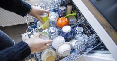 Как уничтожить плесень и бактерии в стиральной и посудомоечной машине