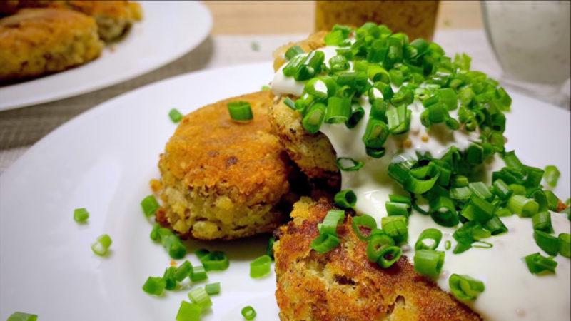a vy probovali soedinit grechu i kartofel v odnom bljude poluchaetsja ochen vkusnyj rezultat