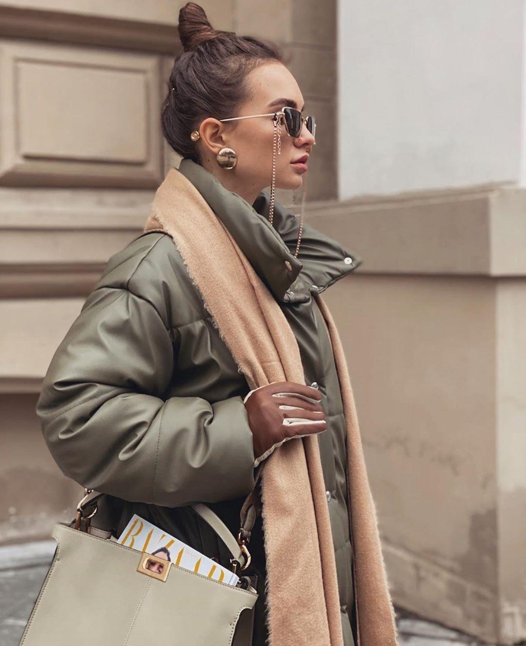 Дутая куртка — 15 идей для тех, кто хочет создать стильный образ, оставаясь свободной и активной