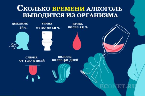 Как алкоголь влияет на состояние ваших волос