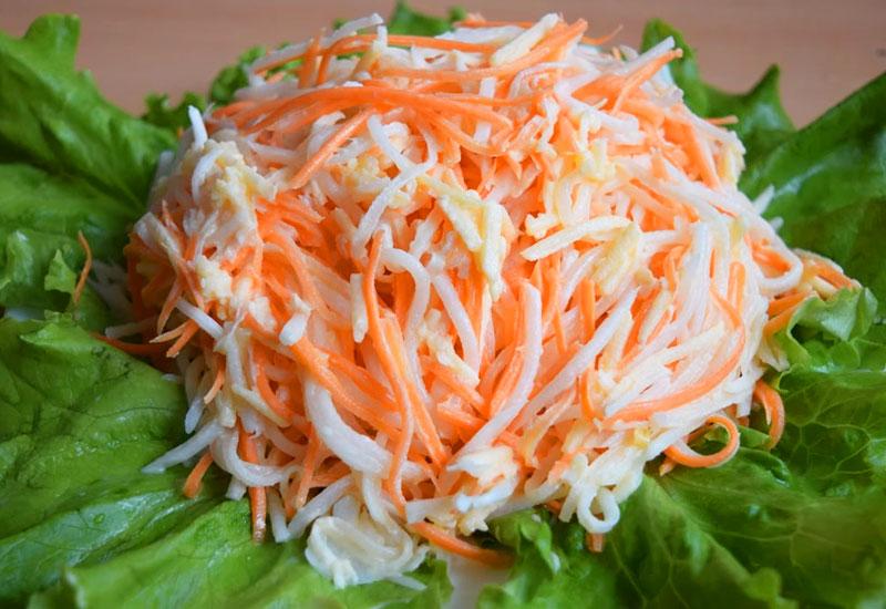 poleznyj salat iz dajkona