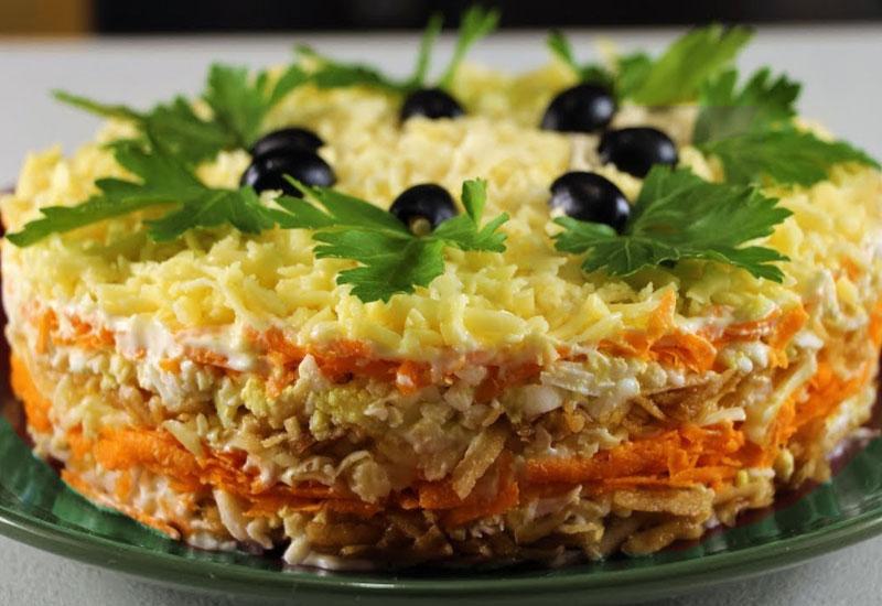 salat francuzskij