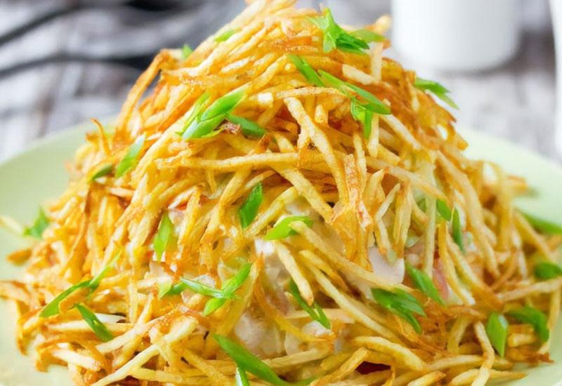 salat muravejnik