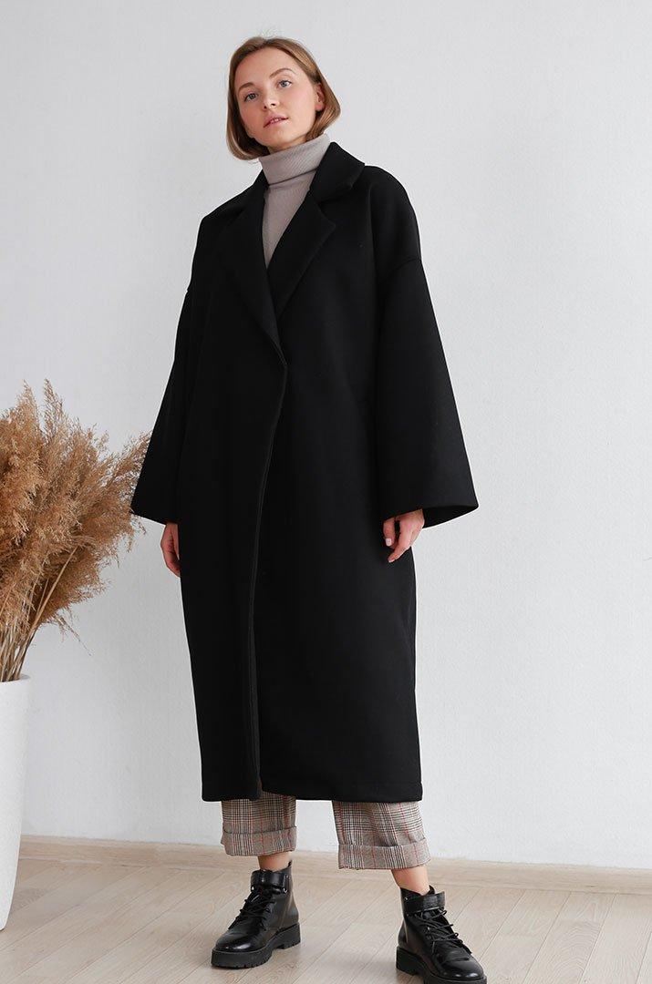 shirokoe palto kak jelement stilja 15 variantov s chem ego nosit