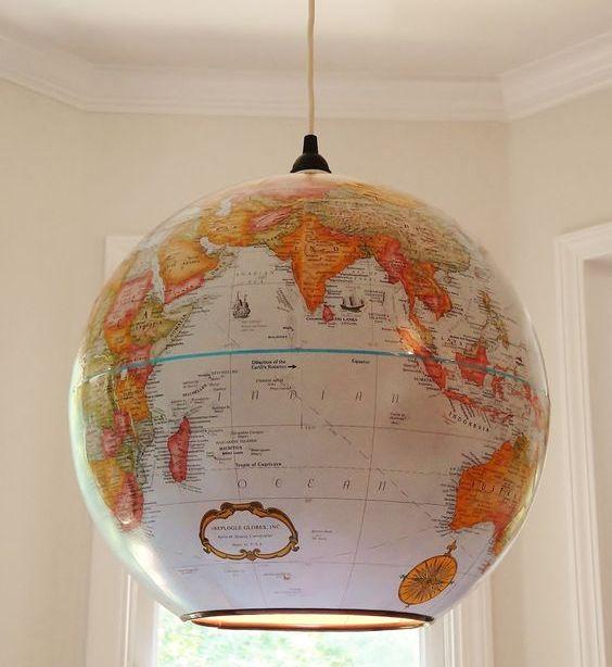 uznav zachem staryj globus pomestili v tazik vy zahotite sdelat tak zhe